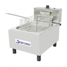 Fritadeira retangular  4,5 litros  FB1B Beccaro