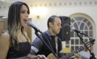 Aquecimento Bia e Mimi Casamento Tamara & Leandro